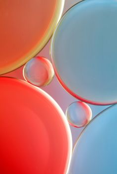 500px / Oil and water by Mandy Disher
