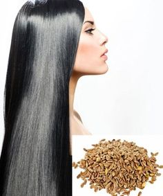 Flaxseeds (alsi) are yet another ingredient that will promote thicker hair growth since they are an excellent source of omega-3 fatty acids. It is an effective treatment for hair problems like brittle and thin hair. All you have to do is to soak three tablespoons of flaxseeds in water for five days and then apply this solution on your scalp directly with the help of a cotton ball. Let it stay on your scalp for 10 minutes before rinsing it off with warm water.