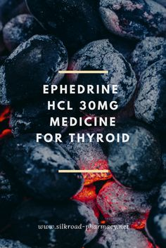 Ephedrine HCL is a sympathomimetic amine commonly used as a stimulant, appetite suppressant, concentration aid, decongestant, and to treat hypotension associated with anaesthesia. Also used with diet plans for weight loss.