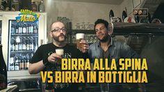 #Birra alla Spina Vs Birra in Bottiglia: e ci beviamo Nobile di #BirradellEremo e Calibro7 di #BirraPerugia