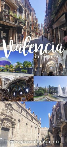 Valencia, Spain's third largest city after Barcelona and Madrid, in pictures. ..Photo Diary..