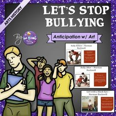 History of arts and #bullying. In one mini lesson.