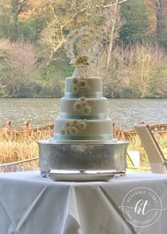 We produces delicious handmade and beautifully decorated cakes and confections for weddings, celebrations and events. Handmade Wedding, Celebration Cakes, Celebrity Weddings, Heavenly, Cake Decorating, Wedding Cakes, Table Decorations, Rose, Celebrities