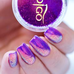 New Pixel Effect Neon by Indigo Nails    Video Tutorial