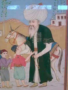 Ömer Faruk Atabek - Nasreddin Hoca - detay
