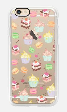 Casetify iPhone 7 Case and Other iPhone Covers -Sweet! by MARTA OLGA KLARA | #Casetify