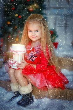 Little Christmas Girl