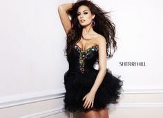 Sherri Hill available in our store! Check out our website @ www.promspageantsandmore.com