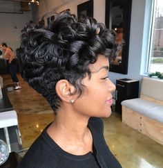Big things are happening NOW. #2018 #liketheriversalon #waitforit #thecutlife #modernsalon #hairstyles #shorthair #shorthairbootcamp #shadowproject #aveda