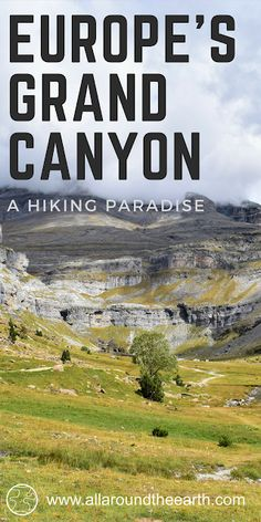 Hiking Europe's Grand Canyon, Ordesa y Monte Perdido National Park
