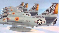 "VMA-311 ""Tomcats"" A-4M Skyhawks USMC"