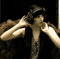 Flappers and feathers