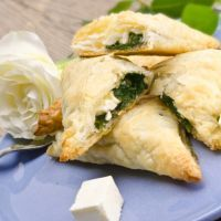 Spinach and Cheese Puffs I had one in Lincoln when I was in England. I ...