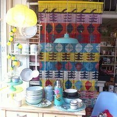 המשלוח החדש של @kitschkitchen אצלנו!! Kitsch kitchen's new collection is here!!