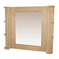 Elegance Mirror With Shelves