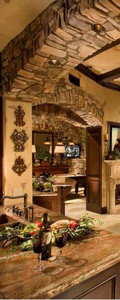 20 Modern Italian Kitchen Design Ideas Tuscan DecorTuscan Kitchens Rustic
