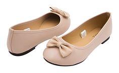 Sara Z Girls Pu Ballet Flat With Grossgrain Bow 4-5 Nude ... https://www.amazon.com/dp/B01MZXK162/ref=cm_sw_r_pi_dp_x_89MNybGDKH44F