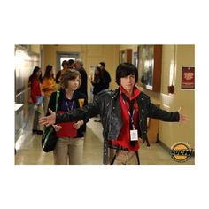 Jesus, Etc. (2) - Degrassi Wiki ❤ liked on Polyvore featuring degrassi, munro chambers and site models