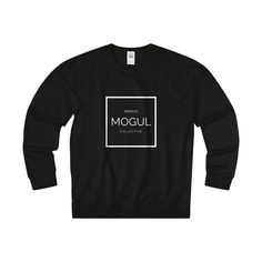 Excited to show our newest addition: Mogul Collective .... Check out this item here: http://www.citizenandspire.com/products/mogul-collective-gallery-sweater?utm_campaign=social_autopilot&utm_source=pin&utm_medium=pin