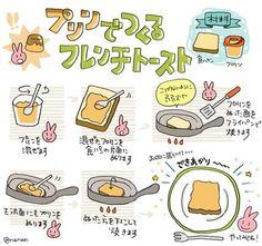 【nanapi】 はじめに休日の朝などのメニューにぴったりなのが「フレンチトースト」。著者も好きなメニューなのですが、実際作るとなると、牛乳と卵と砂糖を混ぜて、そこにパンを浸して、焼いてと若干めんどくさく感じてしまいます。そんなめんどくさがりな著者でも作れる、プリンを使って簡単に作ることができる...