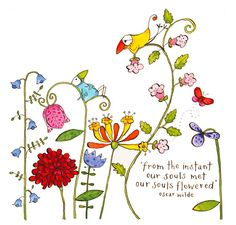 Twigseeds from Kate Knapp. Funny Greeting Cards, Birthday Greeting Cards, Birthday Greetings, Floral Quotes, Peace Pole, Kawaii Illustration, Watercolor Cards, Watercolor Pencils, Heart Frame