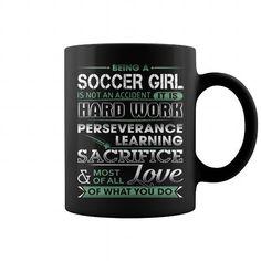 Best Soccer Girl Mug
