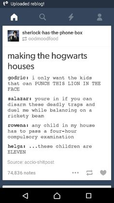 Helga be the only one with SENSE. <--- she at least was the one most willing to let anyone come and learn, no matter where they were from or who they were.<<< I'm a gryffindor but this is still true Harry Potter Jokes, Harry Potter Fandom, Harry Potter World, Hufflepuff Pride, Ravenclaw, Slytherin House, No Muggles, Fandoms, Harry Potter Universal