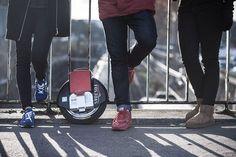 fosjoas self-balancing one wheel electric scooter