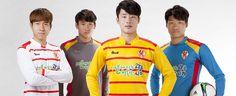 광주FC, 2015시즌 새 유니폼 공개