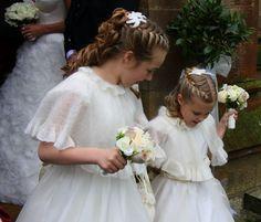 Little Flower Girls Bouquets