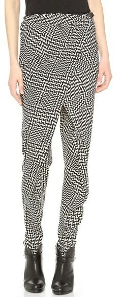 8555100b4608 Rag and Bone Rani Pants on shopstyle.com Plaid Pants