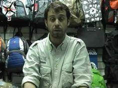 empatillado de anzuelos y nudos básicos de pesca deportiva - YouTube