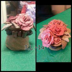 Roses for mom. Ruusuja äidille.