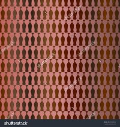 Shades of brown and red geometric background