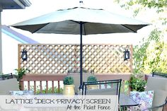 DIY_Lattice_Privacy_Screen_for_Deck atthepicketfence.com