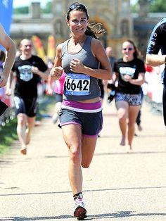 I LOVE running!!!!!
