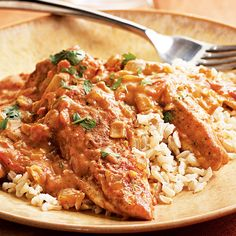 Quick Chicken Tikka Masala | We've made this popular Indian recipe so much easier—all you need is one skillet to make this delicious dinner.