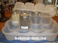 "Food Storage Moms Review ""JarBOX"" Designed by Jeri McFarlane"