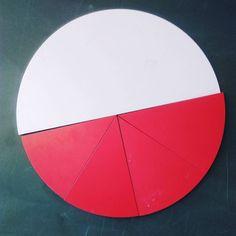 Patriotyczne podejście do ułamków. #ułamki #matematyka
