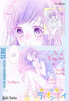 Kirameki no lion boy Capítulo 1 página 5 - Leer Manga en Español gratis en NineManga.com