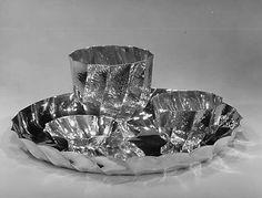 Bowl - Brass, 1920.   Josef Hoffmann