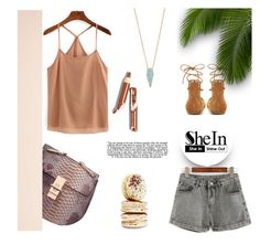 """SHEIN"" by zerinafe ❤ liked on Polyvore featuring Isabel Marant and Nico"