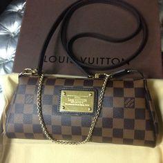 Louis Vuitton Lv Eva Clutch $679
