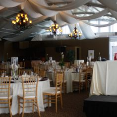 Morgan Creek Golf Club - Roseville Wedding Reception Locations, Golf, Wedding Ideas, Club, Table Decorations, Crafts, Home Decor, Manualidades, Decoration Home