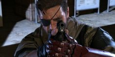 Metal Gear Solid V The Phantom Pain  Gamescom Demo -  Watch the 22 minute Metal Gear Solid V: The Phantom Pain demo Konami streamed during Gamescom, complete with horse poop, sneaky Snake, and high-tech gadgetry.