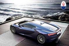 Concept Maserati Bora - Crédit photo : Alex Imnadze