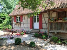 Gîte de charme raffiné, authentique, cadre verdoyant et calme, sauna, tt confort - Bas-Rhin | Abritel