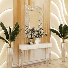 Penthouse modern de lux - Creativ-Interior Interior Projects, Decor, Furniture, Interior, Modern, Home Decor, Mirror, Penthouse