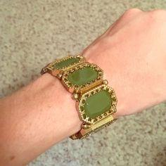 Green Costume Bracelet