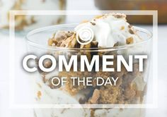 3 Ice Cream Toppings That Make Us Wish Summer Was Forever  Comment of the Day